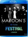 MAROON 5 / LIVE IN LONDON 9-11-2014 BLURAY EDITION