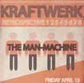 KRAFTWERK / MOMA IN NEW YORK 4-13-2012