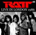 RATT / LIVE IN LONDON 1986