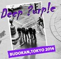 DEEP PURPLE / LIVE AT BUDOKAN,JAPAN 4-12-2014