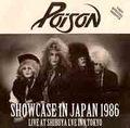 POISON / SHOWCASE IN JAPAN 1986