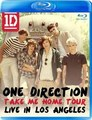 ONE DIRECTION / TAKE ME HOME TOUR IN LOS ANGELES 2013 BLU-RAY EDITION