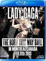 LADY GAGA / LIVE IN MONTREAL 2-11-2013 BLU-RAY EDITION