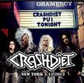 CRASHDIET / LIVE IN NEW YORK 4-13-2013