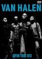 VAN HALEN / JAPAN TOUR 2013