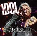BILLY IDOL / LIVE IN MILWAUKEE 6-27-2013