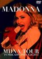 MADONNA / MDNA TOUR IN PHILADELPHIA 8-28-2012 DVD EDITION