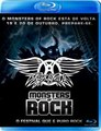 AEROSMITH / MONSTERS OF ROCK BRAZIL 9/20/2013 BLU-RAY EDITION
