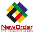 NEW ORDER / LIVE IN DALLAS 10-12-2012