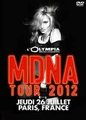 MADONNA / LIVE IN OLYMPIA,PARIS 7-26-2012