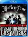 MOTLEY CRUE / LIVE IN LAS VEGAS 9-18-2013 blu-ray edition
