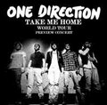 ONE DIRECTION / TAKE ME HOME TOUR PREVIEW  12-1-2012