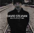 DAVID SYLVIAN / LIVE IN ITALY 10-1-2001