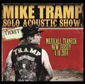 MIKE TRAMP (WHITE LION) / LIVE IN NEW JERSEY 4-18-2014