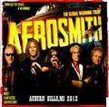 AEROSMITH / LIVE IN AUBURN HILLS,MI 7-5-2012