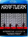KRAFTWERK / MOMA IN NEW YORK 4-12-2012 BLU-RAY EDITION