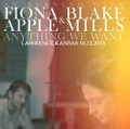 FIONA APPLE / LIVE IN LAWRENCE 10-12-2013