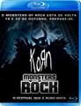 KORN / MONSTERS OF ROCK BRAZIL 9/19/2013 BLU-RAY EDITION