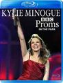 KYLIE MINOGUE / BBC PROMS IN THE PARK 9-8-2012 BLU-RAY EDITION