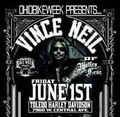 VINCE NEIL / LIVE IN OHIO 6-1-2012