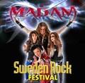 MADAM X / LIVE AT SWEDEN ROCK FESTIVAL 6-7-2014