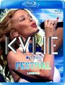 KYLIE MINOGUE / LIVE IN LONDON 9-27-2014 BLU-RAY EDITION