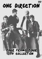 ONE DIRECTION / FOUR PROMO TOUR COLLECTION