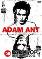 ADAM ANT / LIVE AT PARKPOP FESTIVAL 6-24-2012