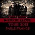 DEPECHE MODE / LIVE IN PARIS 5-4-2013