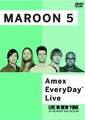MAROON 5 / LIVE IN NEW YORK 6-20-2014