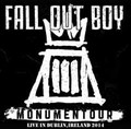 FALL OUT BOY / LIVE IN DUBLIN 3-18-2014