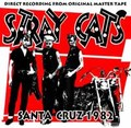 STRAY CATS / LIVE IN SANTA CRUZ 8-18-1982