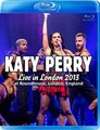 KATY PERRY / LIVE IN LONDON 2013&LAS VEGAS 2013 BLU-RAY EDITION