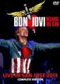 BON JOVI / LIVE IN SAN JOSE 4/25/2013 COMPLETE VERSION