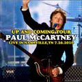PAUL McCARTNEY / LIVE IN NASHVILLE 7-26-2010