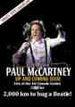 PAUL McCARTNEY / LIVE IN TORONTO 8-9-2010