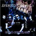 AVENGED SEVENFOLD / LIVE IN ARIZONA 9-20-2010