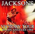 THE JACKSONS / VICTORY TOUR IN LOS ANGELES 12-2-1984