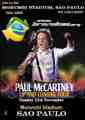 PAUL McCARTNEY / LIVE IN SAO PAULO,BRAZIL 11-21-2010