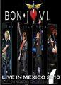 BON JOVI / LIVE IN MEXICO 9-24-2010