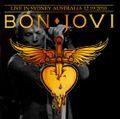BON JOVI / LIVE IN SYDNEY,AUSTRALIA 12-19-2010