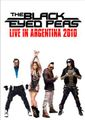 THE BLACK EYED PEAS / LIVE IN ARGENTINA 11-6-2010