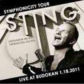 STING / LIVE IN JAPAN 1-18-2011