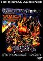 AVENGED SEVENFOLD & STONE SOUR / LIVE IN CINCINNATI 1-29-2011
