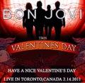 BON JOVI / LIVE IN TORONTO,CANADA 2-14-2011