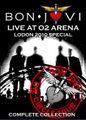 BON JOVI / LIVE AT O2 ARENA 2010 COMPLETE COLLECTION