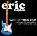 ERIC CLAPTON / WORLD TOUR 2011