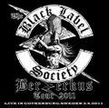 BLACK LABEL SOCIETY / LIVE IN SWEDEN 3-4-2011