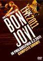 BON JOVI / LIVE 2011 IN PHILADELPHIA