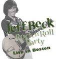 JEFF BECK / LIVE IN BOSTON 3-26-2011
